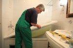 Renowacja wanny metodą wanna w wannie