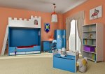 Wybierz eleganckie i proste komody do pokoju dziecka, tak aby służyły przez kilkanaście lat