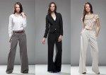 eleganckie kobiety w garniturach