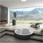 O dwóch najistotniejszych elementach wnętrza w każdej łazience – wybieramy wannę i umywalkę