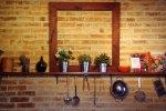kuchnia, wnętrza, akcesoria