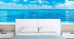 Fofotapeta do sypialni, morze