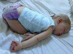 Śpiwory dla dzieci powinny okazać się ciepłe