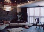 Najciekawszy sposób na urządzenie mieszkania z drewnianymi belkami.